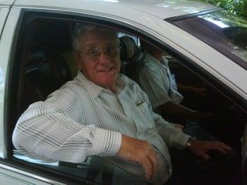 Townsville Mayor Les Tyrell