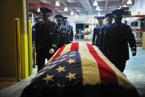 Nathan Paet's body arrives on Guam last night