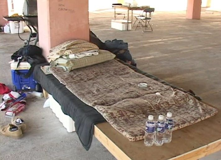 Volunteers hold homeless count in Texarkana