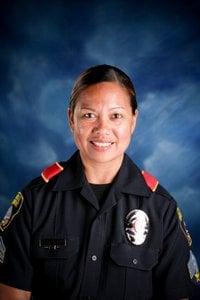 Sergeant Emily Charfauros