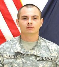 SPC Dwayne Flores