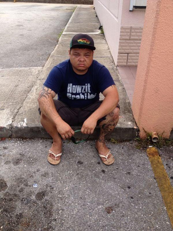 Brian Keith Mendiola Cruz, 31 of Ordot