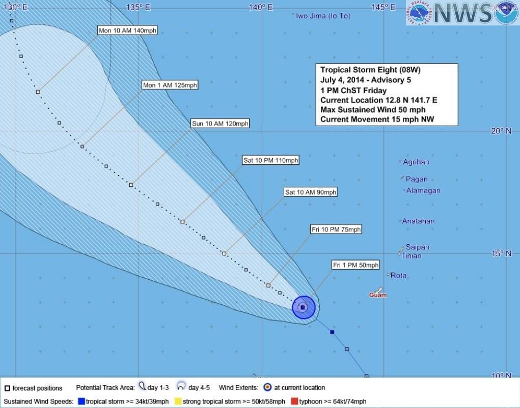 Courtesy NOAA
