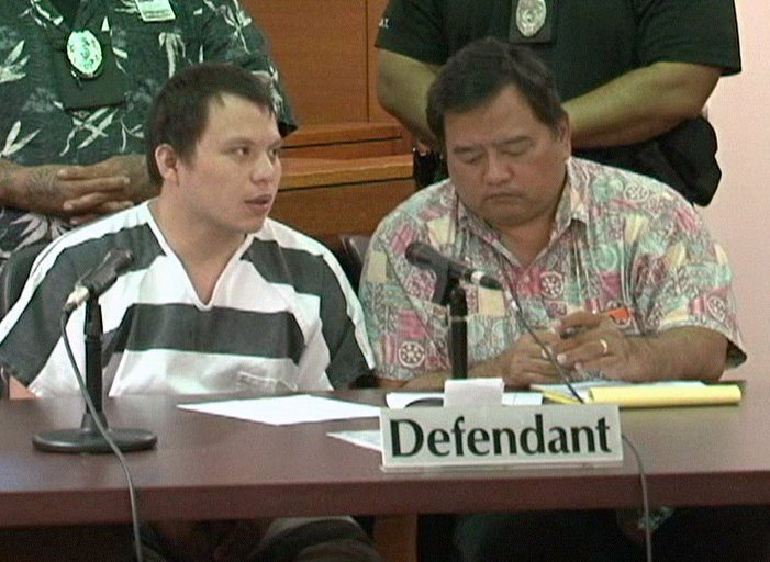 Keith Garrido, DOC inmate