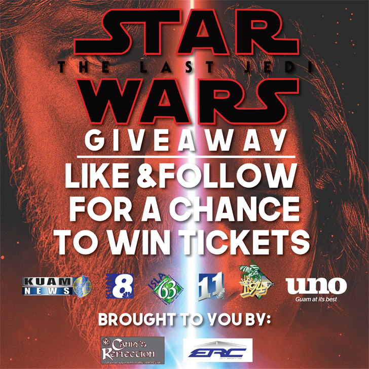Win Tickets To The Premiere Of Star Wars Last Jedi