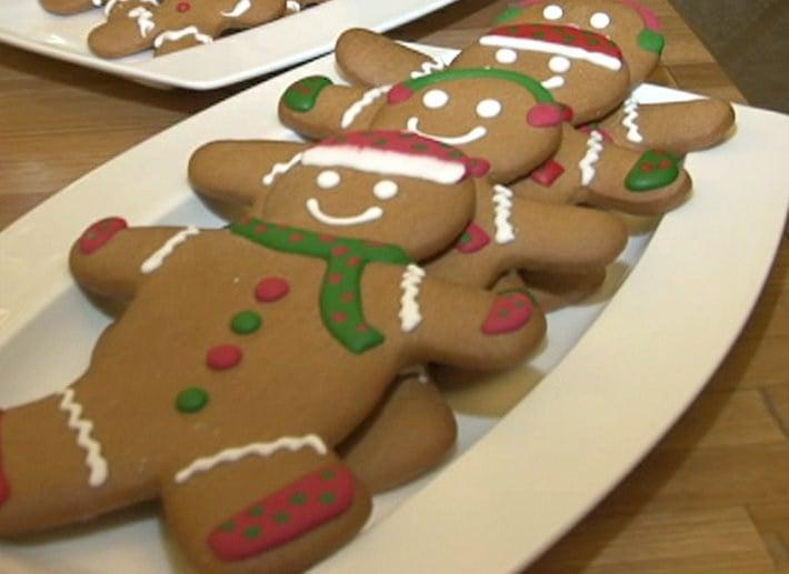 Kuam Cookie Exchange Part 4 Gingerbread Cookies Kuam Com Kuam