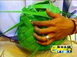 Chamorro weaver shares secrets - KUAM com-KUAM News: On Air