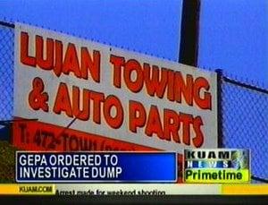 EPA ordered to investigate dump - KUAM com-KUAM News: On Air