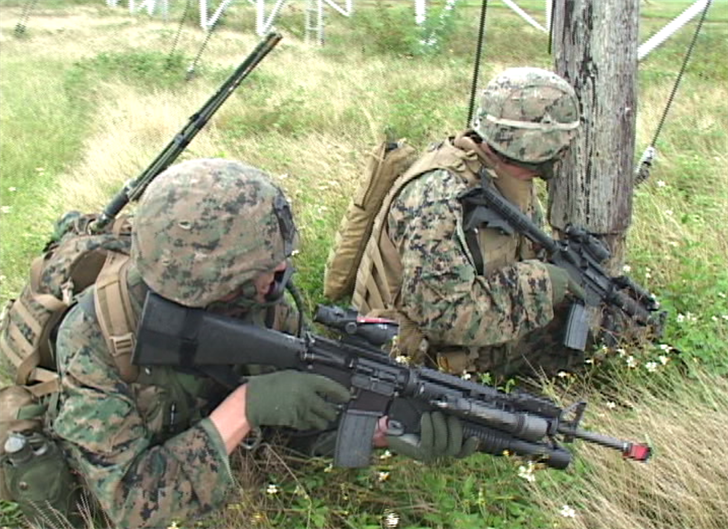 Navy to conduct combat training at Radio Barrigada this